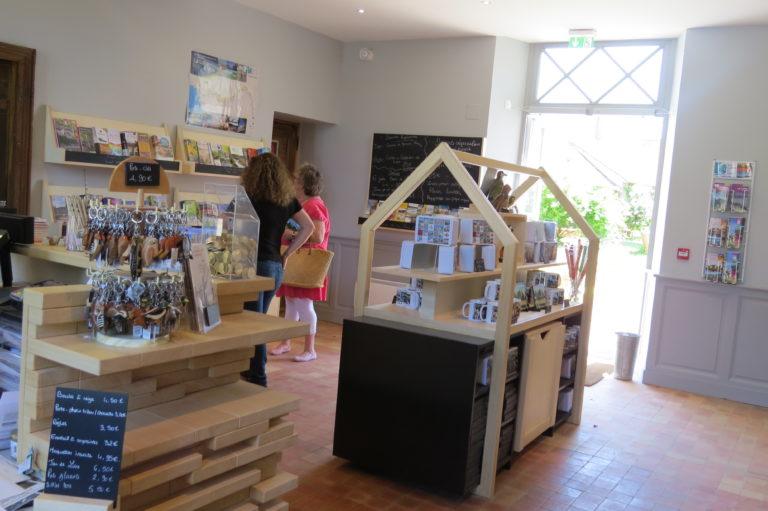 Une boutique ligérienne, produits locaux et nature