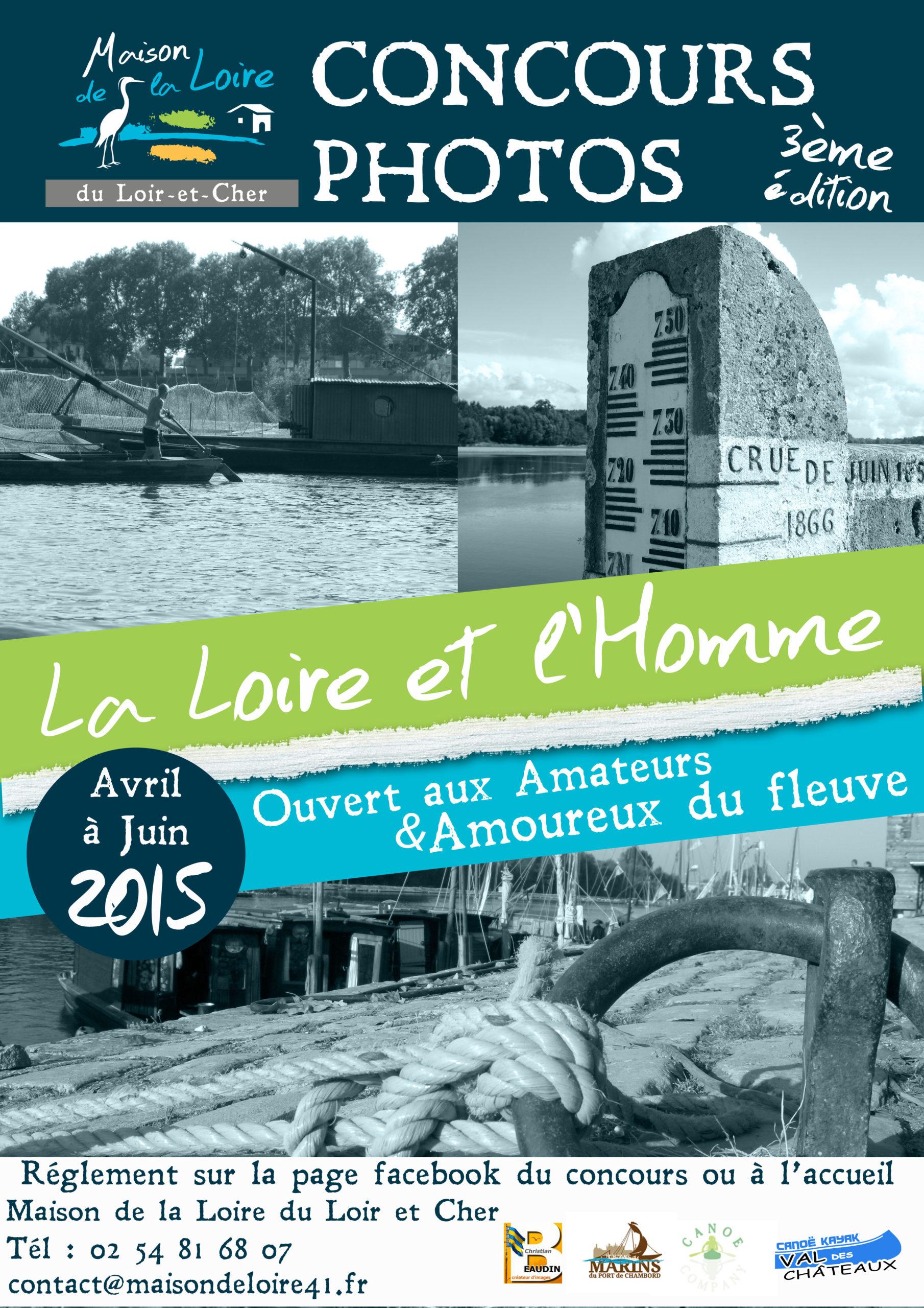 """Concours Photo """"La Loire et l'Homme"""""""