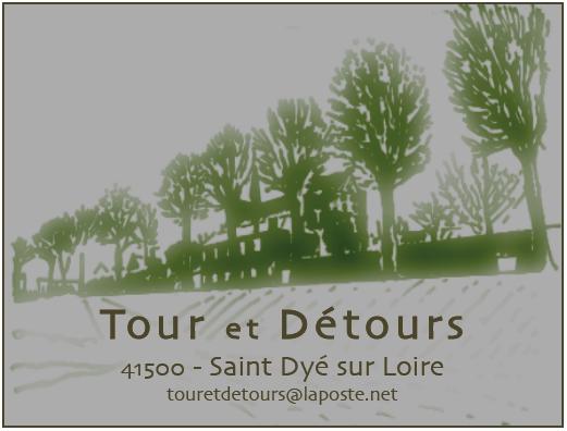 LOGO TOUR ET DETOURS