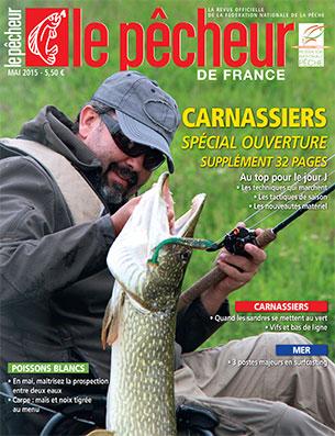 Mai 2015 : le pêcheur de France
