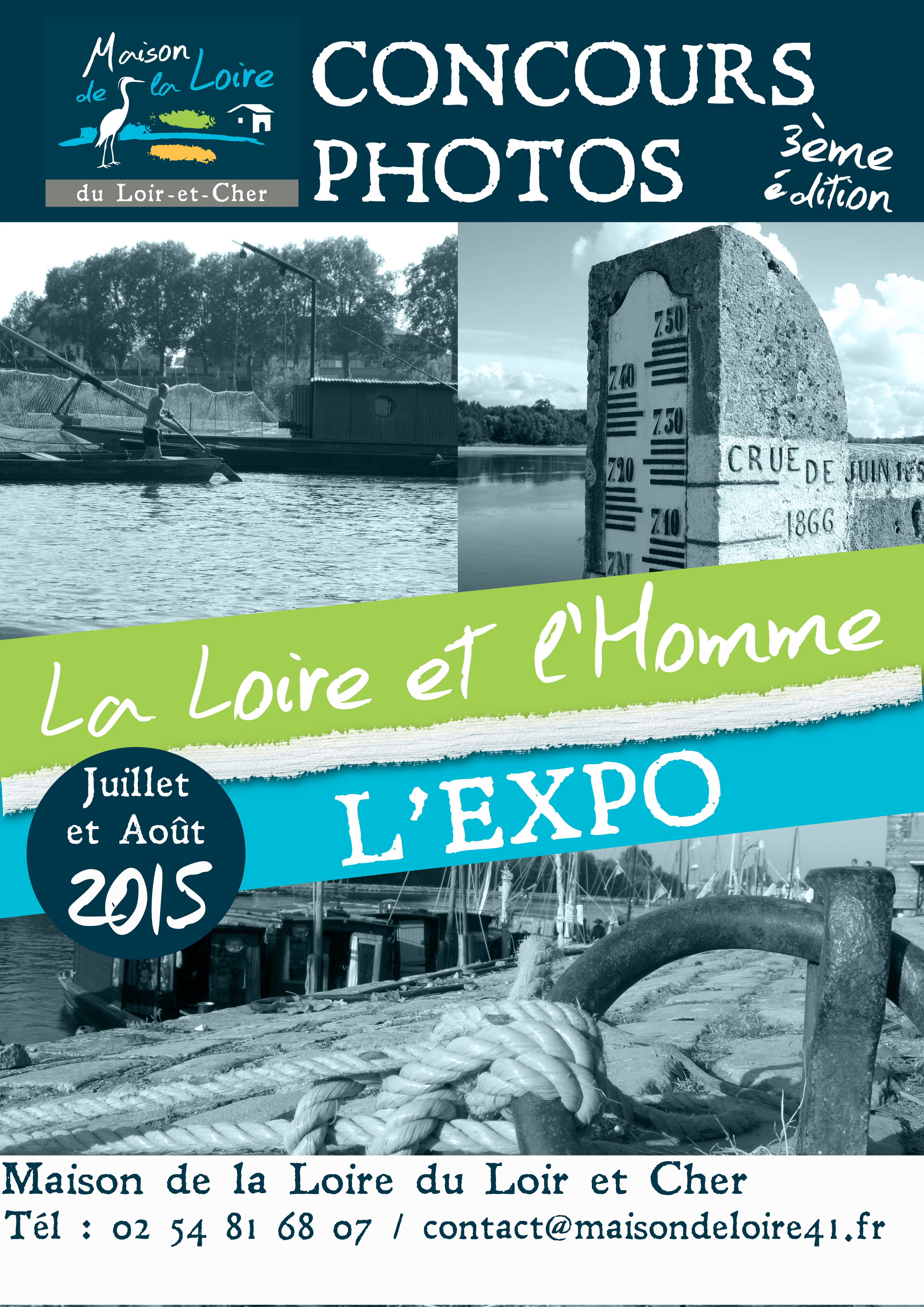 affiche concours photos EXPO 2015