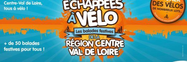 Dimanche 2 juillet : Les échappées de la Loire à vélo