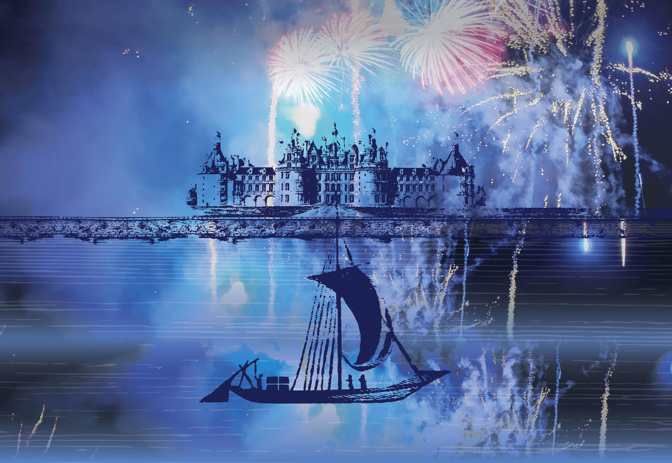 Le 6 septembre 2019 : Saint Dyé-sur-Loire, embarquez pour les 500 ans du château de Chambord