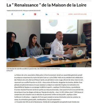 La 'Renaissance' de la Maison de la Loire