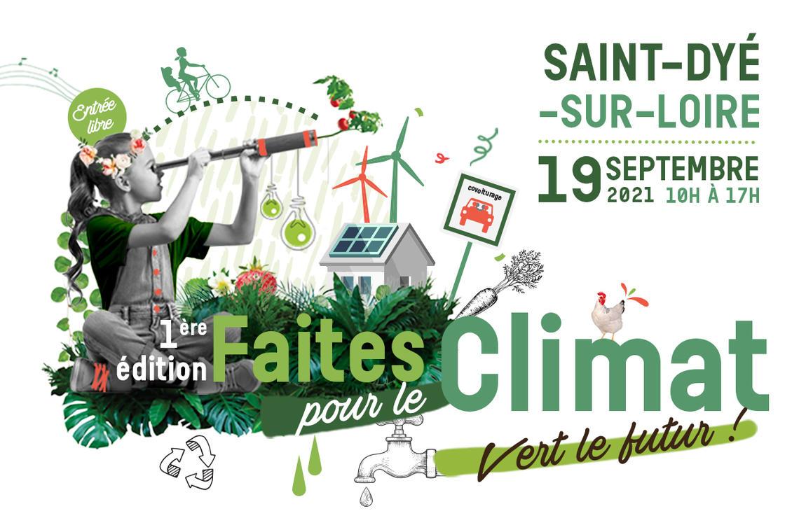 Dimanche 19 septembre : Faites pour le climat !